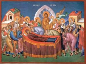Adormirea Maicii Domnului hram